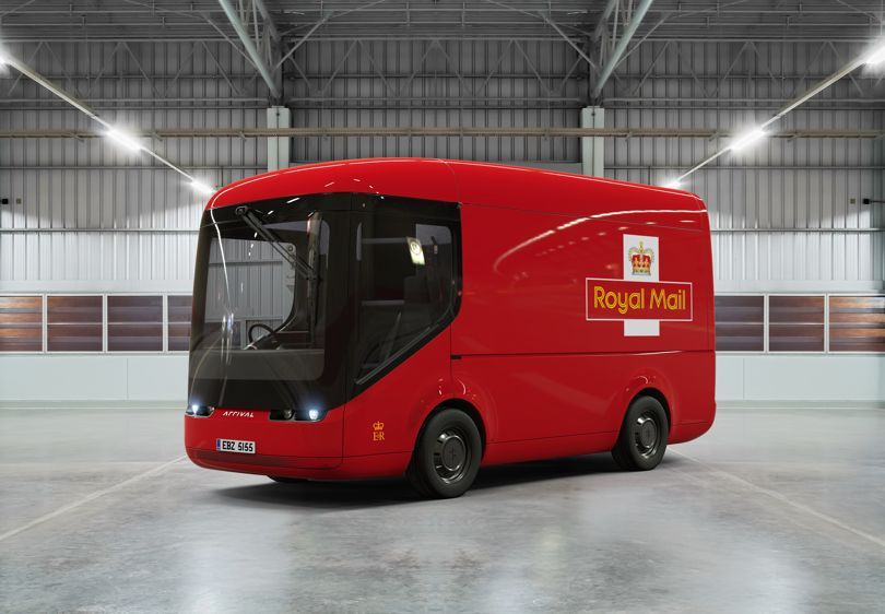UK's Royal Mail postal service is now trialling electric vans around London https://t.co/48ShT4rOS1