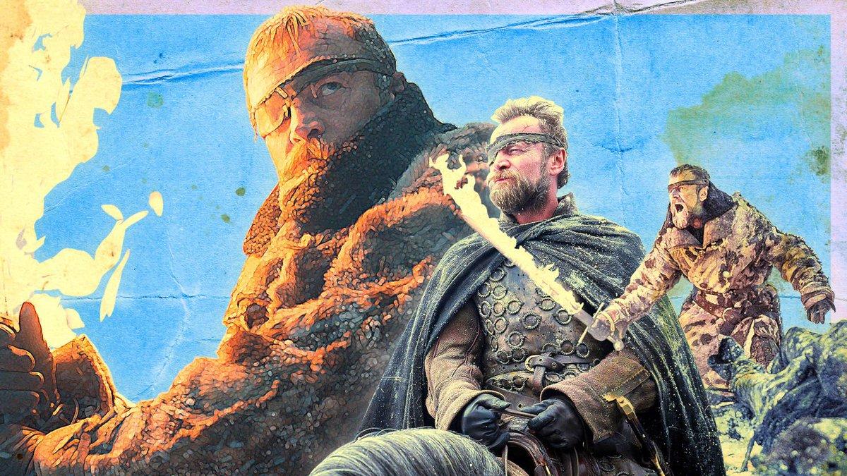 #GameofThrones' Richard Dormer on being the Obi-Wan Kenobi of Westeros https://t.co/R0zIcKJbd8