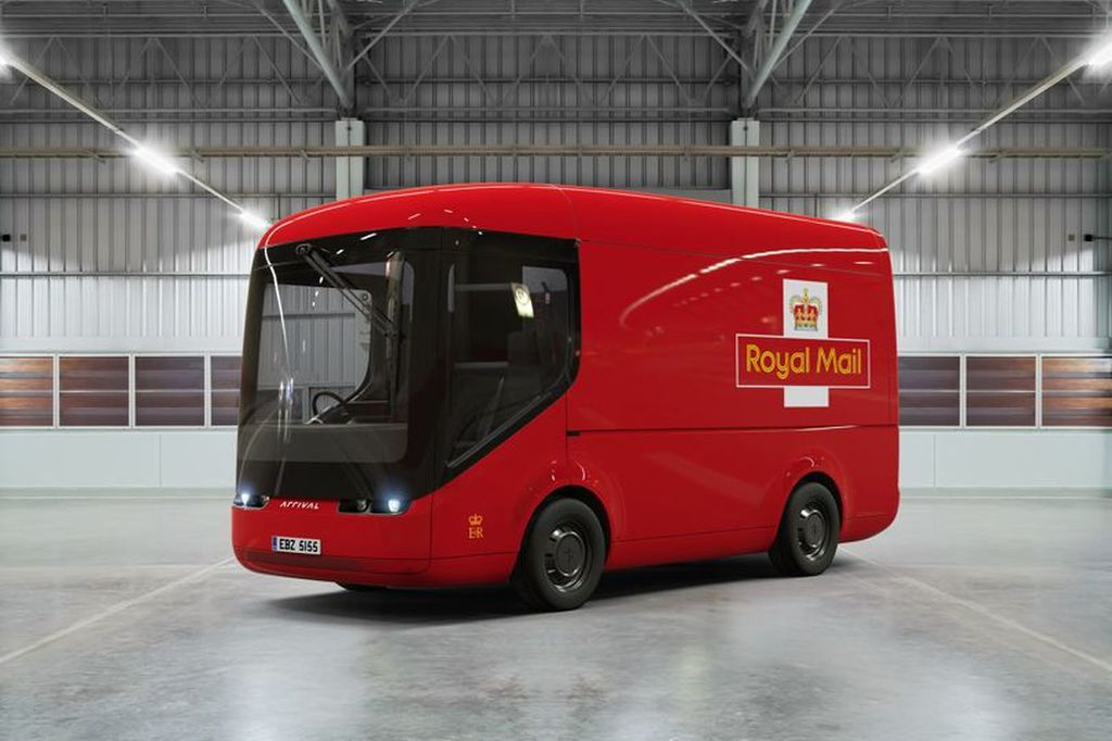 UK's Royal Mail postal service is now trialling electric vans around London https://t.co/M7i5SKiIlt