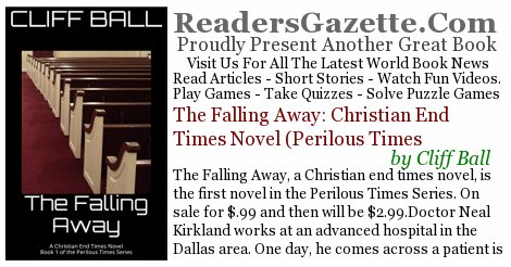 The Falling Away: Christian End Times Novel (Perilous Times cliff_ball #Adventure #SciFi https://t.co/8wTSGsIyeX The Falling #RGBook 2
