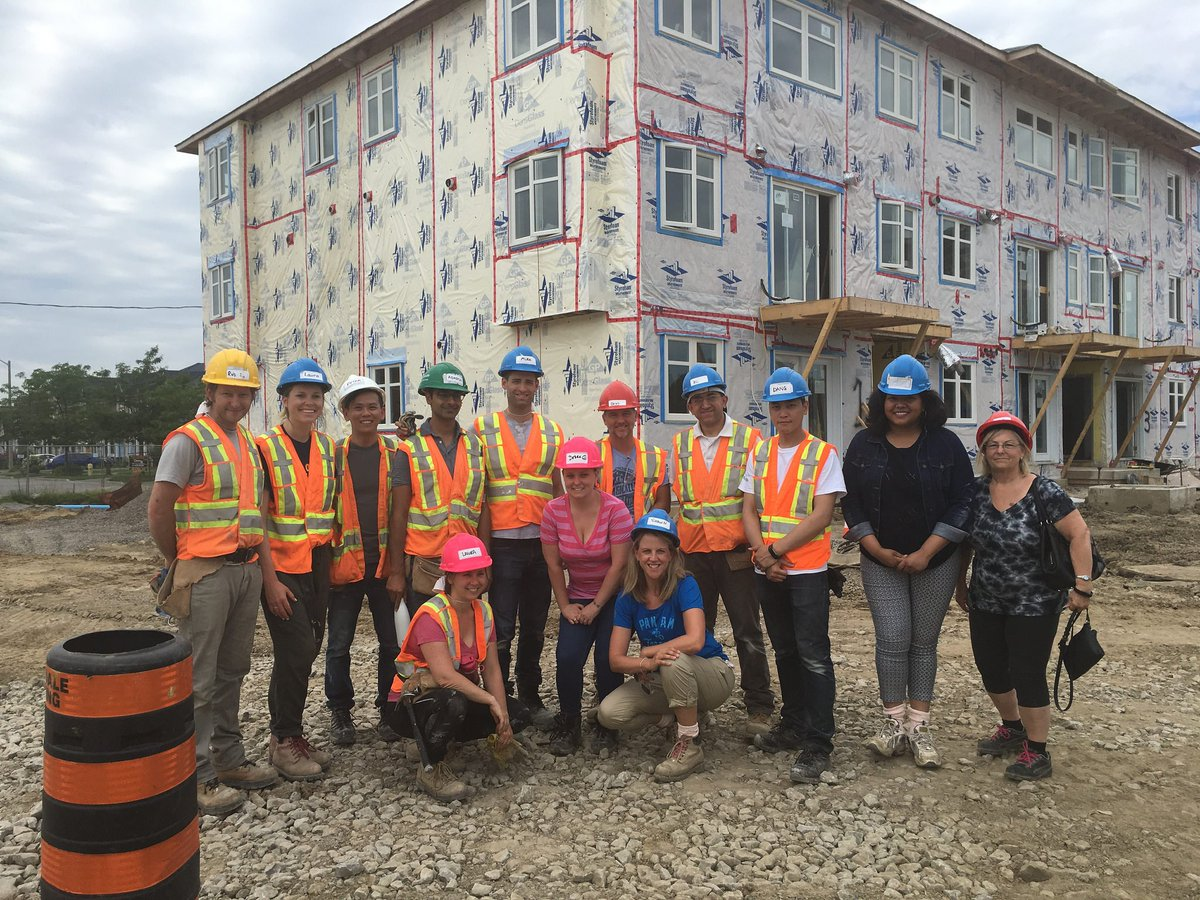 #ThankYou to @Macquarie Group Canada members participating on the @HabitatGTA build, those who donated, and their clients! #giVedifferently<br>http://pic.twitter.com/ToycVGhtCF