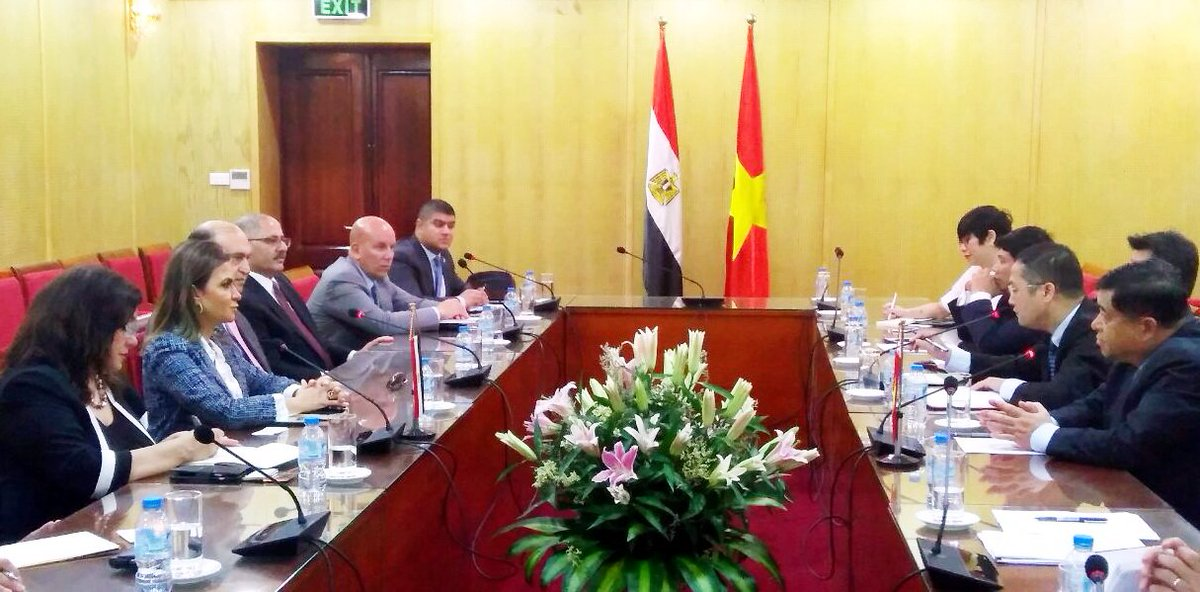 Mamish, Nasr discuss investment opportunities in Suez Canal with Vietnamese prime minister - https://t.co/Z5TwWDwc3j