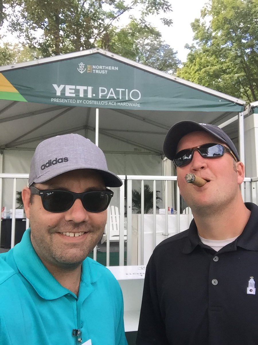 #yetipatio @sty2112 where you at #yeticoolers #yetiman #agronomy #lot7 #glenoakscc @TheNTGolf<br>http://pic.twitter.com/FCipOFD2Wt