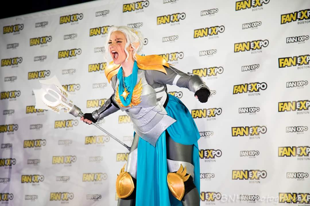 MONSTAH! Thanks to BNH Photography for this amaxing shot from Boston Comic Con. @CriticalRole @TheVulcanSalute #piketrickfoot  #cosplay <br>http://pic.twitter.com/uzitVGgOPK