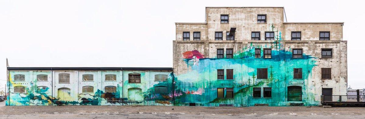 Hauser Wirth On Twitter Muralist Kim West Shares Her Favorite