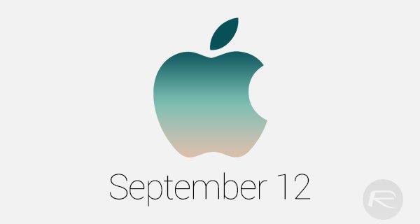 iPhone 8 Keynote Event Set For September 12, Launch On September 22 [Report] https://t.co/PBXucGtJpN https://t.co/aIX6PhBljI