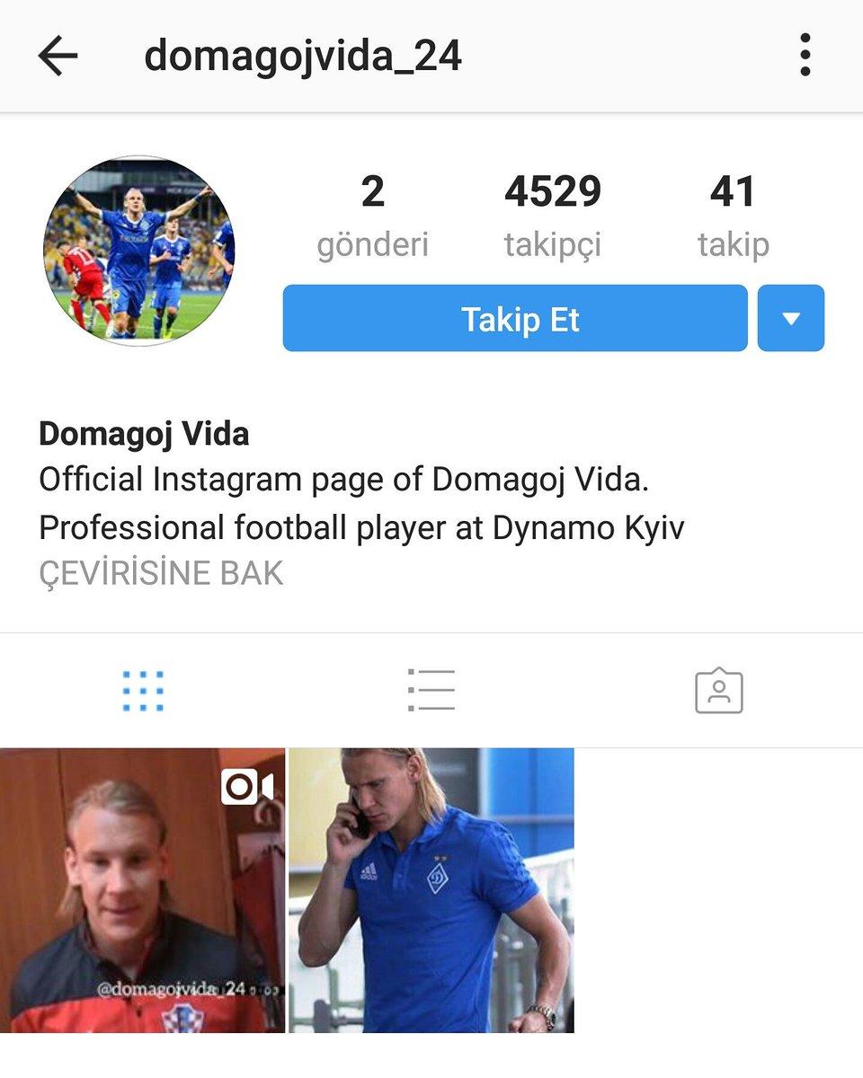 Domagoj Vida Fan On Twitter Fake Beşiktaş Galatasaray