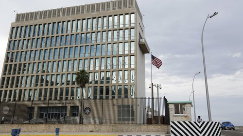 Report: Incidents at embassy left diplomats in Cuba with brain injury and nerve damage https://t.co/He9raEuouq