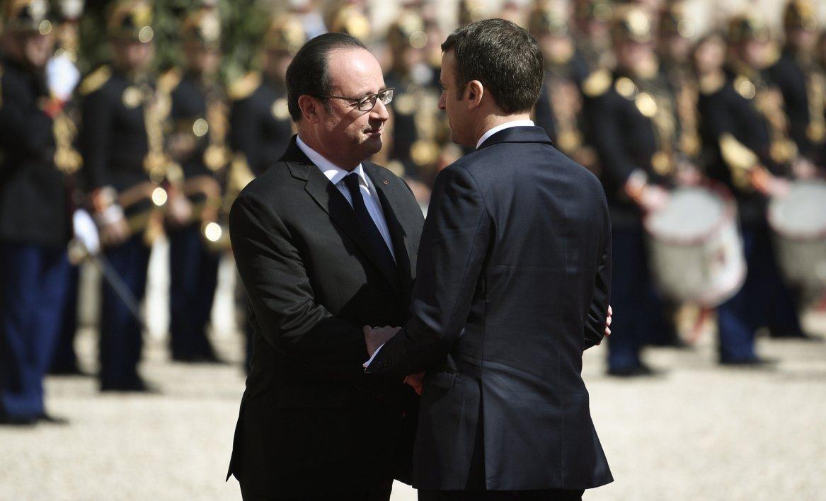 Hollande-Macron, une rupture express en trois actes https://t.co/SkZZeAPpND