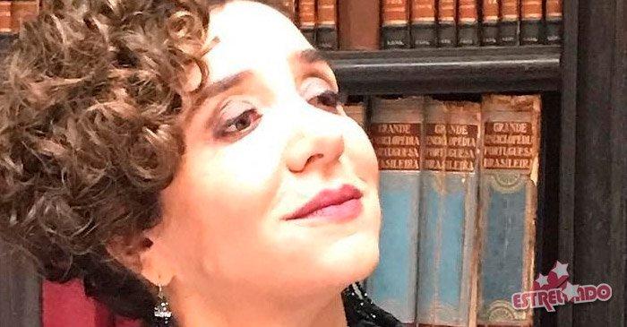 Marisa Orth corta os cabelos para seu papel em Tempo de Amar https://t.co/niQCz7ecWf