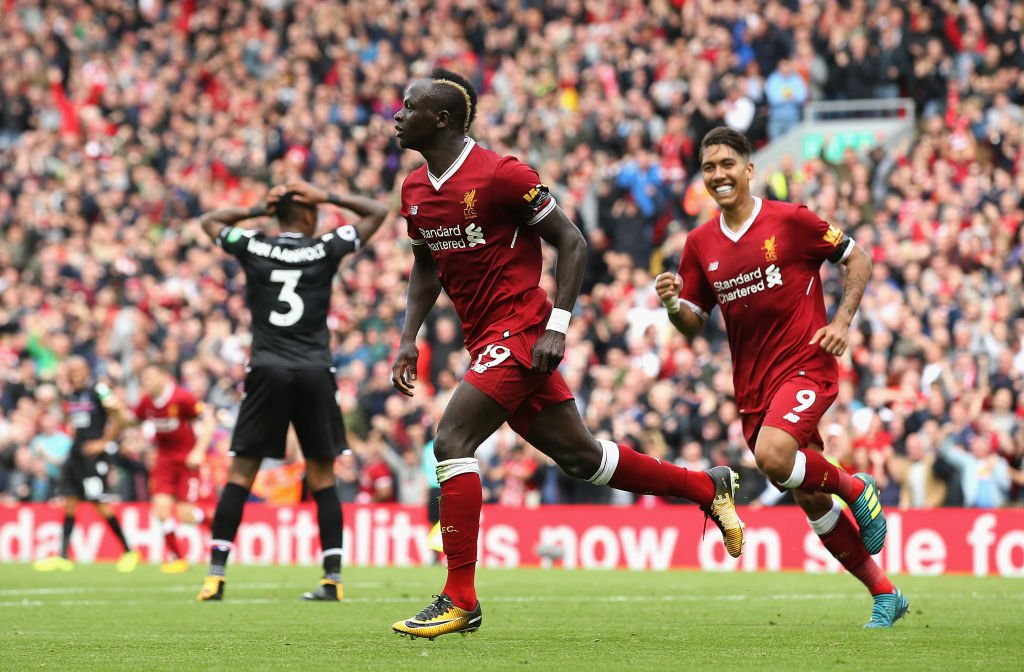 Graeme Souness on Liverpool: 'Coutinho is six, seven goals a season. Does he turn up in the real big games? Mane is the man for me.'