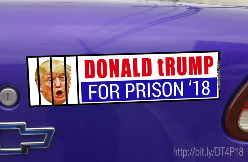 Donald tRump For Prison '18 https://t.co/PcefrwU4Yw https://t.co/2Pfpiwnw88