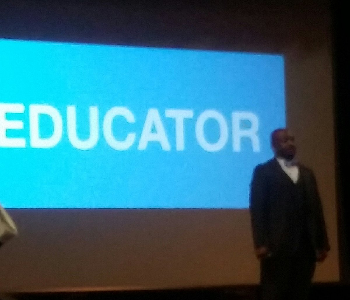 Pine Tree ISD  Convocation 2017 w/ Ken Williams! #ALLIN  @unfoldthesoul #atplc #educator   #settingthePACE @pinetreepace #ptisd<br>http://pic.twitter.com/yD136FxxAO