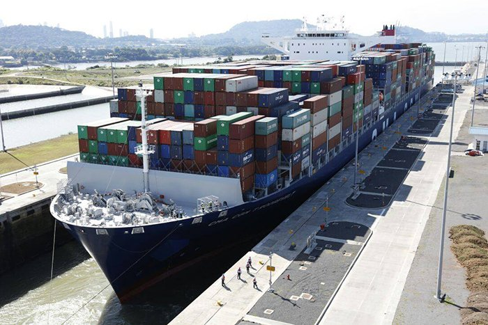 Drewry: Panama Canal toll cuts will take time to lure backhauls https://t.co/7ExhjKEily