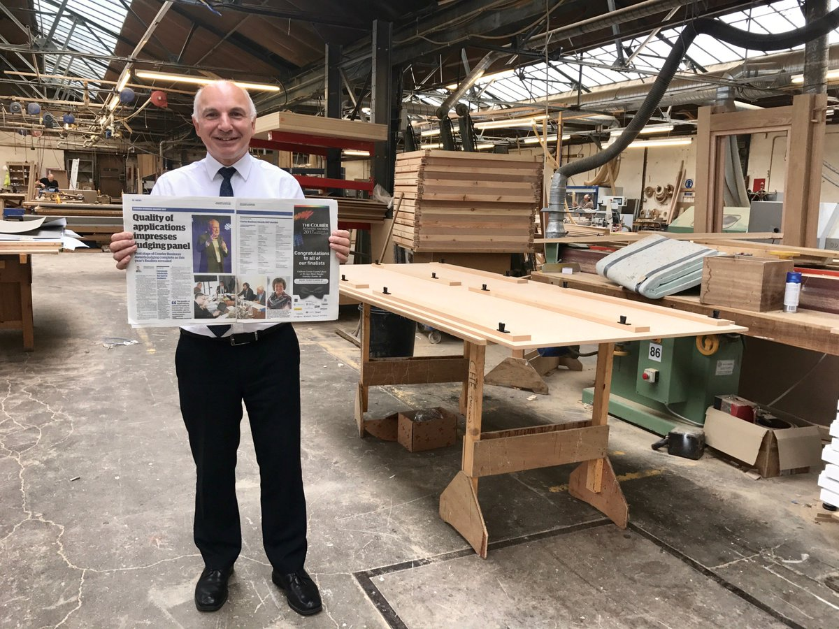 Pleased to announce that @_Oastler_ Joiners is a Finalist for Manufacturing in the 2017 @CourierBizAwards #Finalist #CourierBizAwards <br>http://pic.twitter.com/trjc9ShlqI