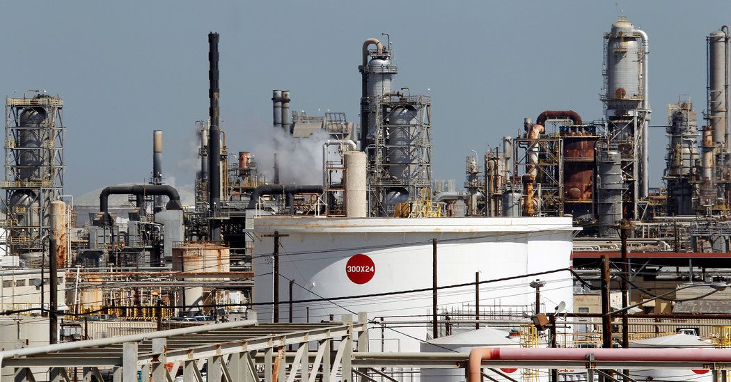 Exxon Mobil 'Misled' Public On Climate Change For 40 Years, Harvard Study Finds