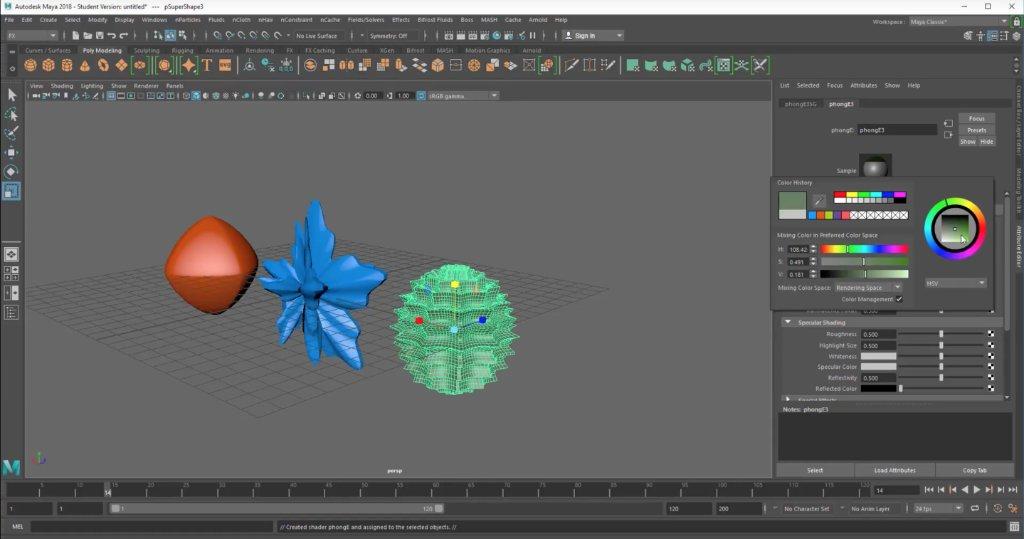 Autodesk Maya on Twitter: