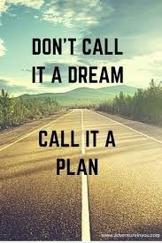 Don&#39;t call it a dream, call it a plan #amazing #richlife #lifeiswonderful #smile #bestoftheday <br>http://pic.twitter.com/W8kb7weOLK
