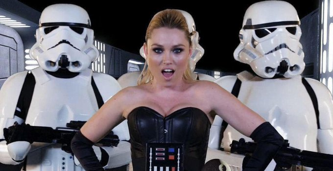 Happy Birthday to Honorary Member Clare Grant ( May The Force Be With You!