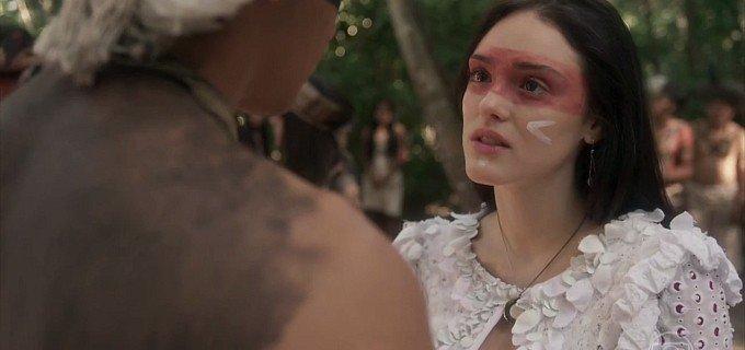 Novo Mundo: À procura do pai, Anna é sequestrada por índias guerreiras > https://t.co/QsJdfzz8sG