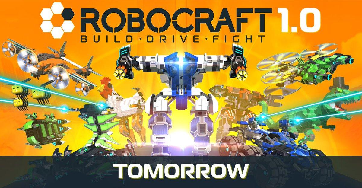 Robocraft on Twitter: