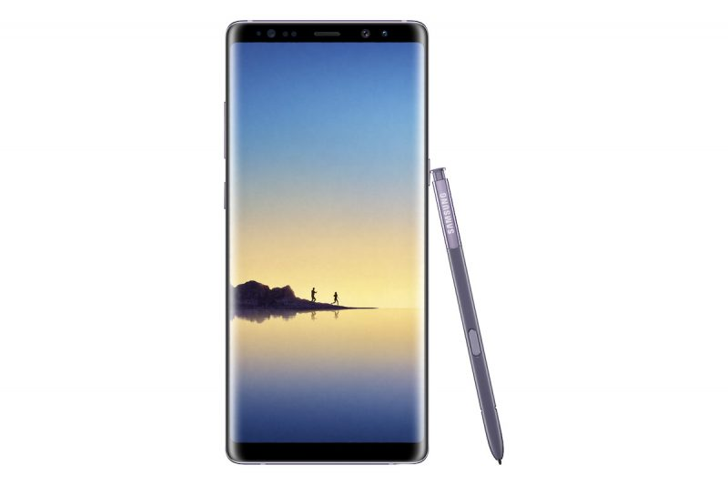 Samsung Reveals Galaxy Note 8 With Dual Rear Cameras and 6.3-Inch AMOLED 'Infinity Display' https://t.co/8b59MYK9bZ by @mbrsrd