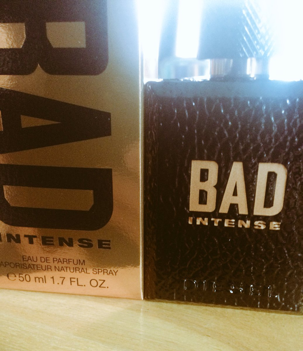 Shave Scent Style On Twitter New Fragrance At Diesel Bad Intense A