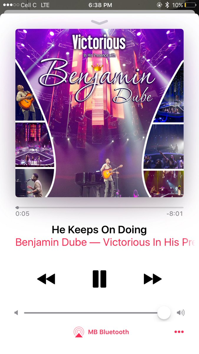 Daddy You never disappoint @benjamindube #Power #Anointing<br>http://pic.twitter.com/qYGd5DaFpL