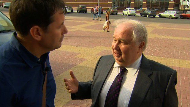 CNN Exclusive: Russia's ex-ambassador to the US Sergey Kislyak downplays his contacts with the Trump campaign https://t.co/3xYjiaOUBE