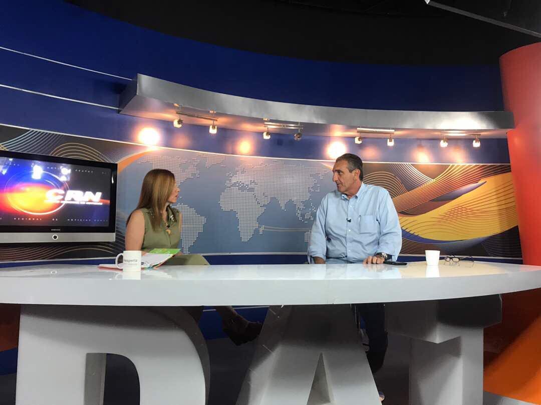 #EnMinutos Al aire en #PeriodismoAlDía junto a @SandyAveledoL por @DATTVNOTICIAS