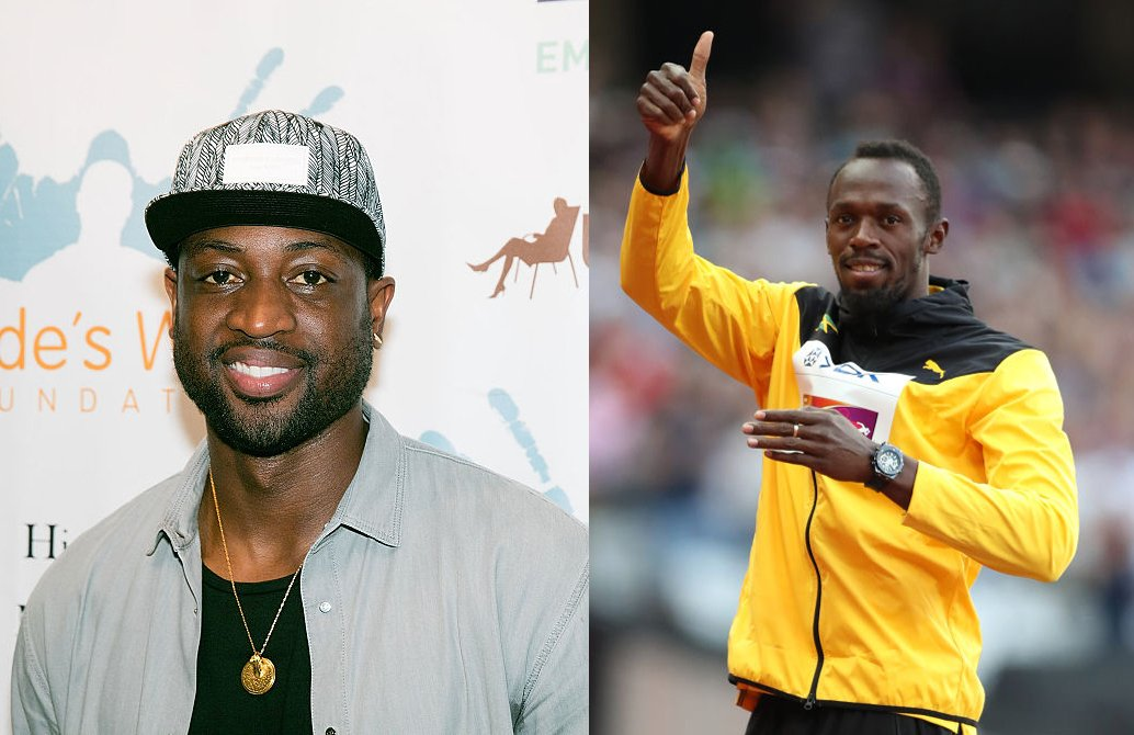 "STOP! DROP! Dwyane Wade And Usain Bolt Rap Over ""Ruff Ryders Anthem"" In Greece [VIDEO] https://t.co/9kzFaeZFiW"