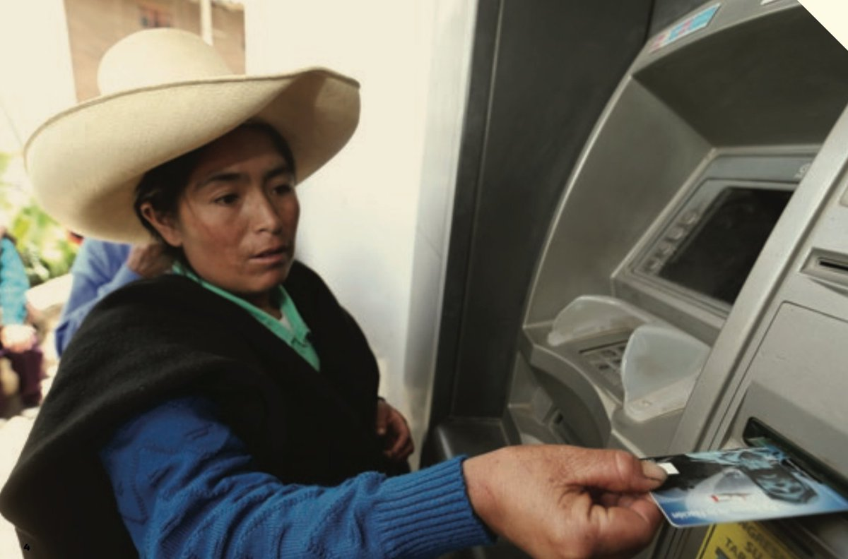 70% of #Peruvians do not have a bank accounts: Prioritizing #digitalpayments to bring #financialinclusion could be   http:// ow.ly/tthP30eCTuy  &nbsp;  <br>http://pic.twitter.com/DelsllLOTy