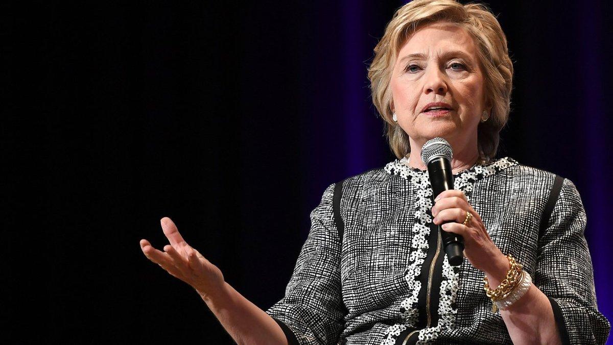 'Sale type': dans son prochain livre, Hillary Clinton se lâche sur Donald Trump https://t.co/jWodhWSMKV
