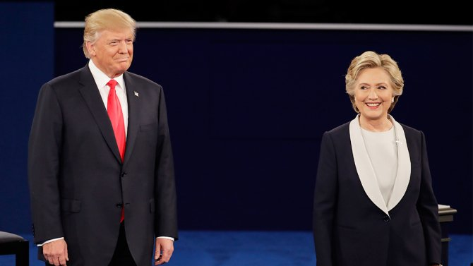 .@HillaryClinton wonders if she should've confronted Trump at 2nd debate: 'It certainly would have been better TV' https://t.co/OWenjCNQTM