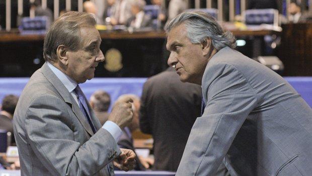 Agripino garante que Caiado continua no comando do DEM em Goiás  - https://t.co/cyj9wN9jjR