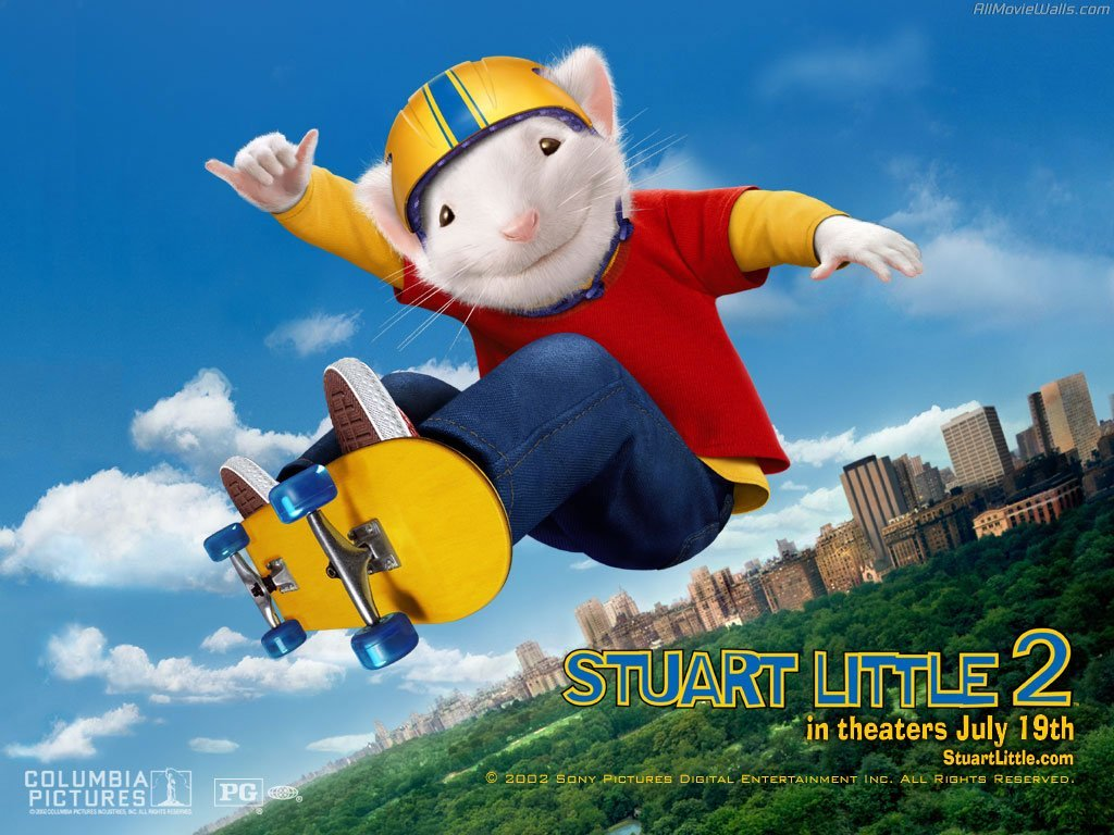 to his first outing, Stuart Little 2 (1.05