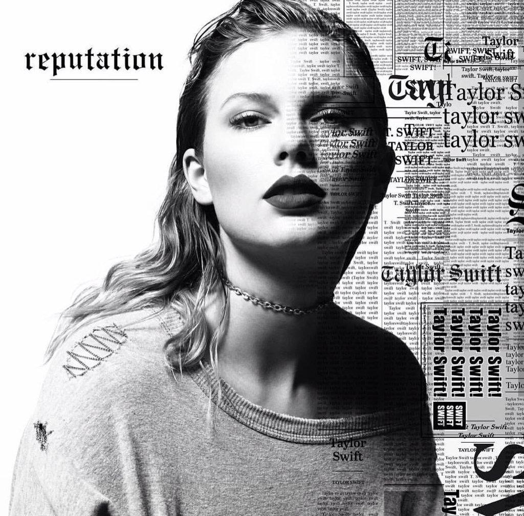 Ela apagou todas as postagens, porque estava apagando sua 'Reputação'. E o novo álbum vai recriar a forma que o mundo a vê ! #TS6ISCOMIMG