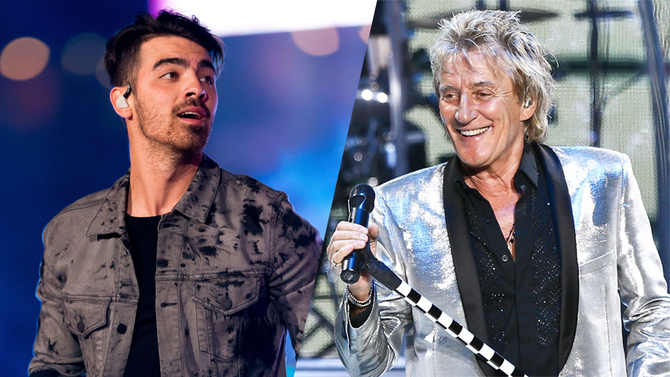 .@rodstewart is teaming up with @DNCE for a re-imagining of 'Da Ya Think I'm Sexy' https://t.co/X30oSnAfG5