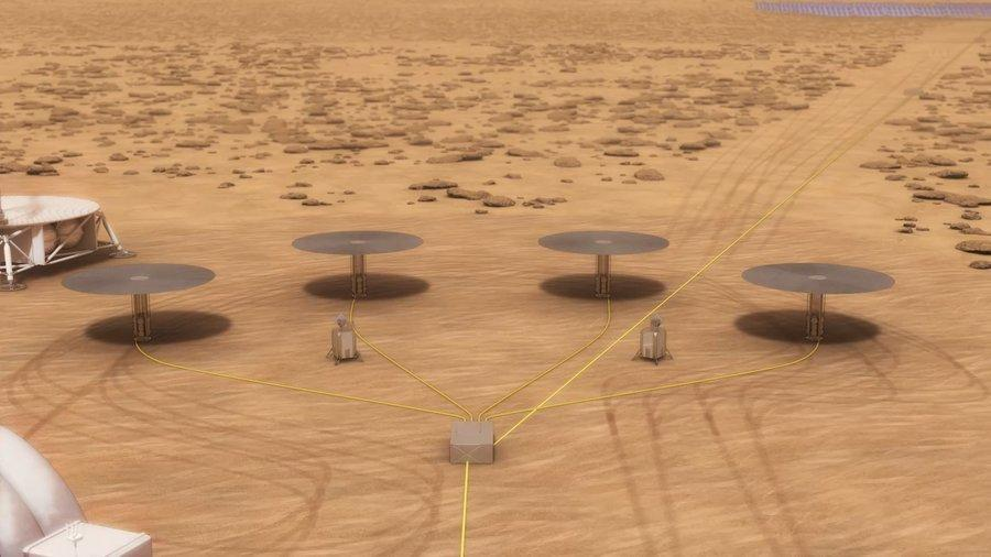 NASA About to Test a Nuclear Fission Reactor for Powering Its Mars Colony: https://t.co/j0CX9lk1Jz