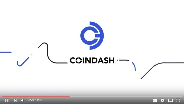 #CoinDash Into the Future of Trading!  https://www. youtube.com/watch?v=MiCDmQ 5LPow &nbsp; …  #BTC #Bitcoin #ETH #Ethereum #NEO #cryptocurency #blockchain <br>http://pic.twitter.com/u75R6EAOqO