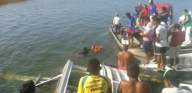 Número de mortos em naufrágio no Pará sobe para 10 https://t.co/xtFLybPnXS