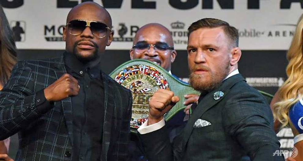 Boxing: Mayweather, McGregor get ready for business https://t.co/ihZPYsxM5Q