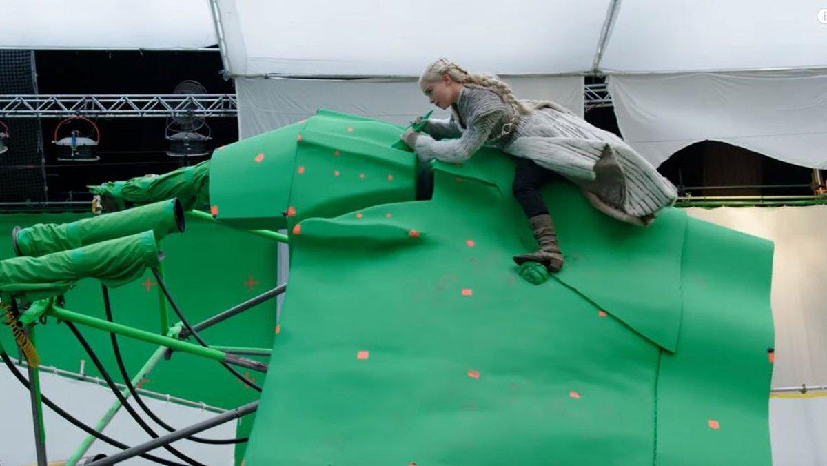Games Of Thrones: HBO dévoile les effets spéciaux de l'épisode 6 https://t.co/NAGik52kna