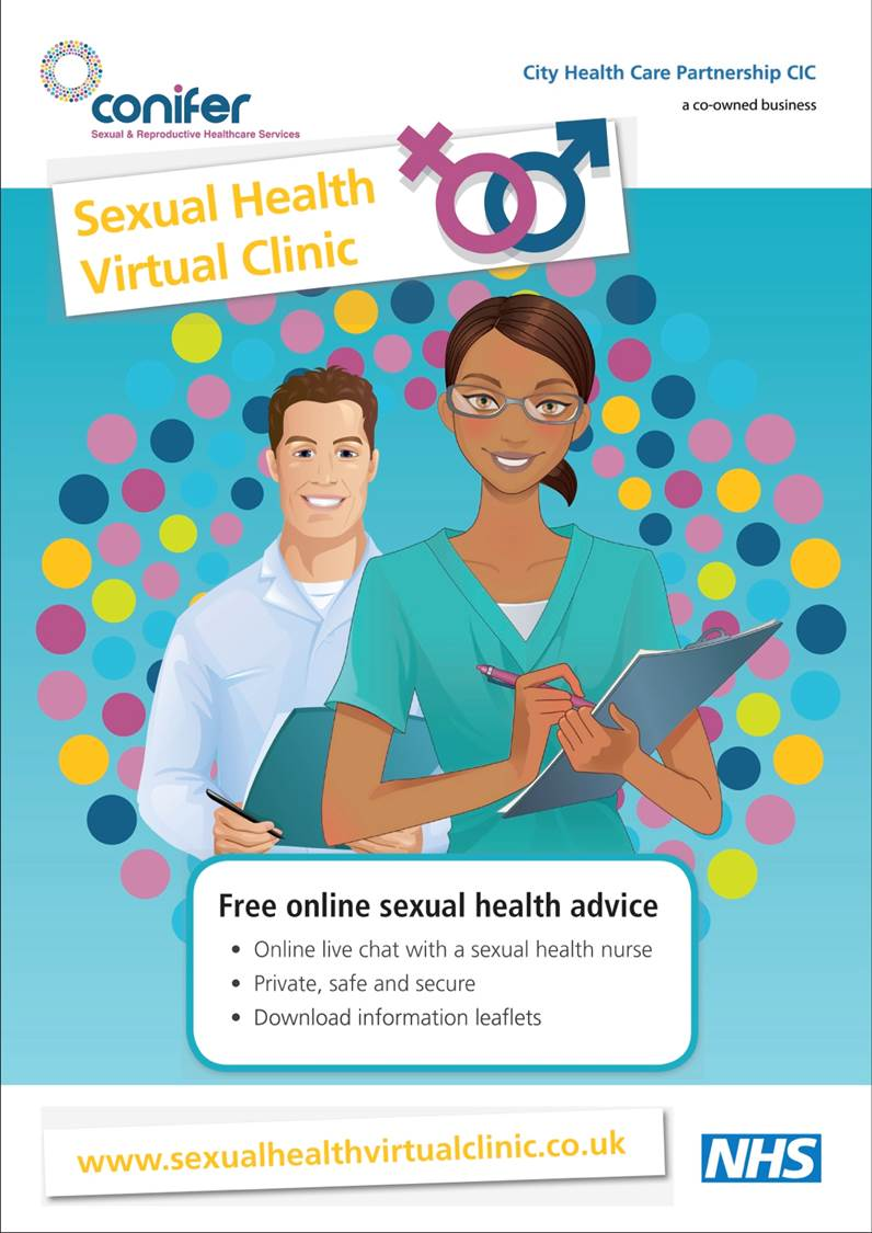 Online sexual health chat
