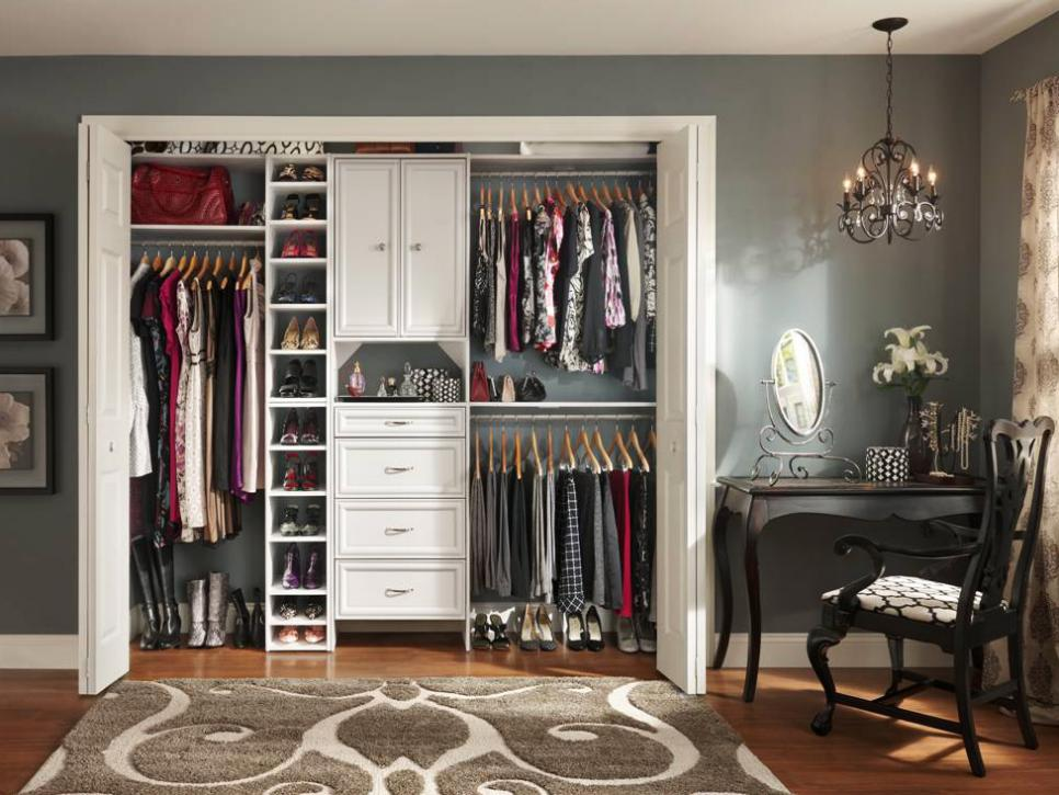 Here Are 10 Stylish Reach In Closets To Inspire You.  Http://www.hgtv.com/remodel/interior Remodel/10 Stylish Reach In Closets Pictures  U2026pic.twitter.com/ ...