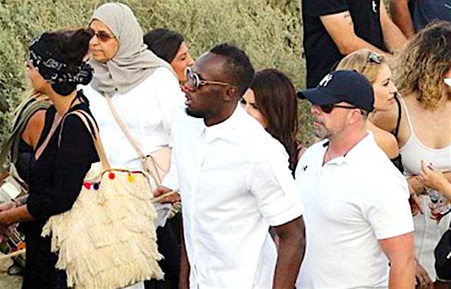 Usain Bolt Is Having the Retirement Party of his Life in Greece https://t.co/9VYi5QKlU2 …