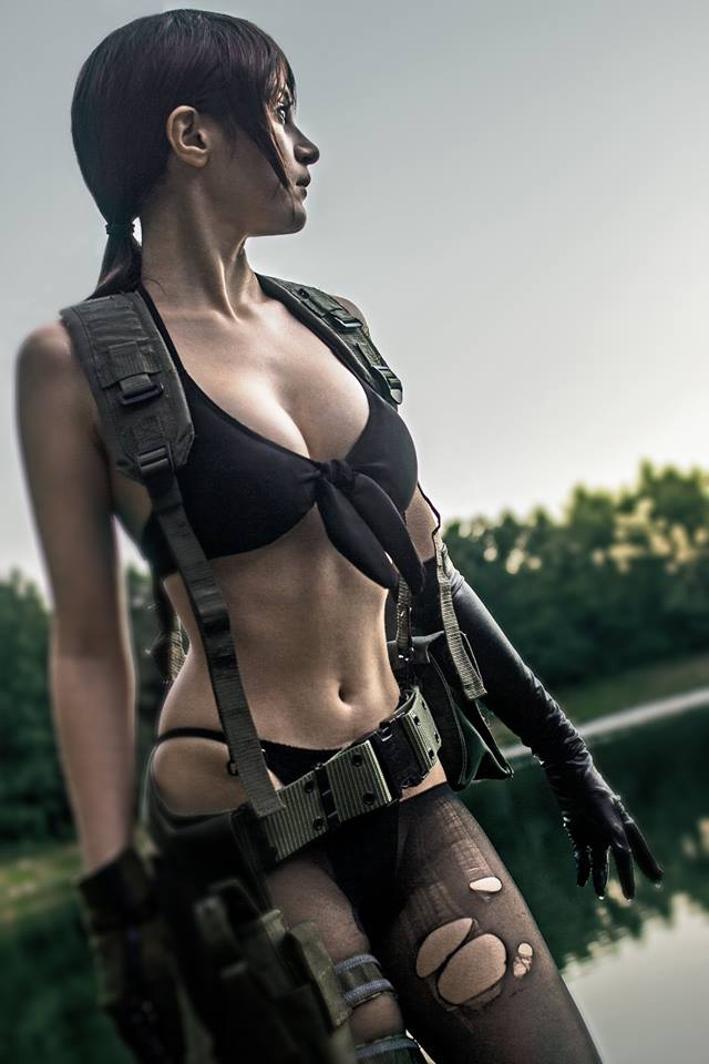 [Cosplay&amp;More] -  The most incredible #Quiet #cosplay  from #MetalGearSolid @Konami @Merylsama &lt;3 More pictures :  https:// cosplayinfinity.blog/2017/08/06/cos playmore-the-most-incredible-quiet-cosplay-ever-from-metal-gear-solid/ &nbsp; … <br>http://pic.twitter.com/0iR2sAKotW