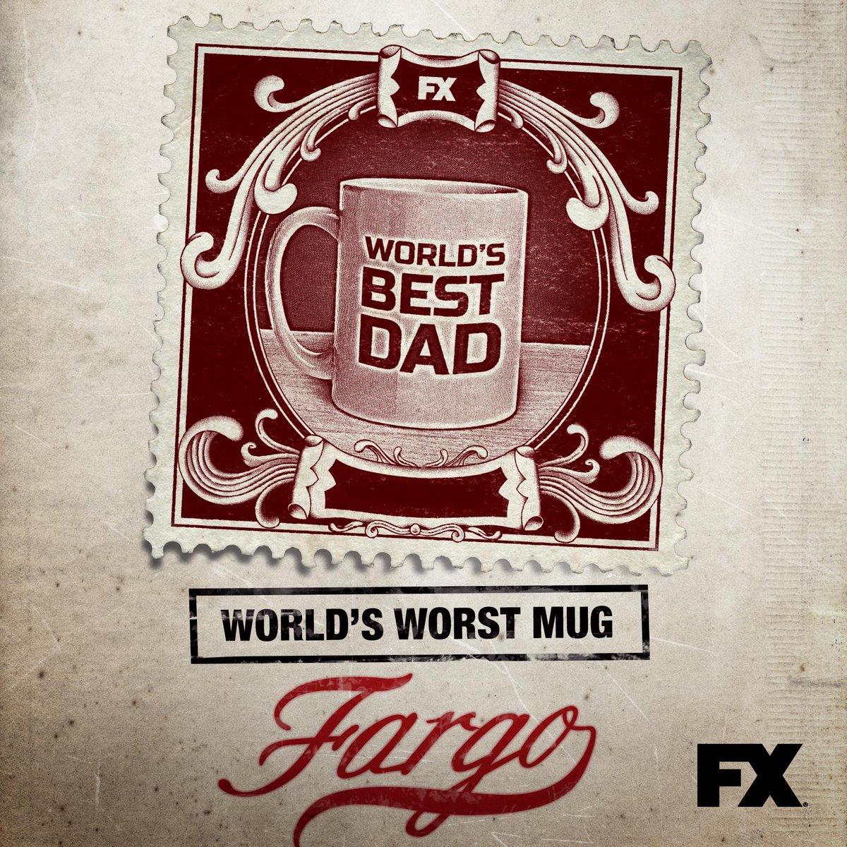 Mug half empty, or half full? #Fargo