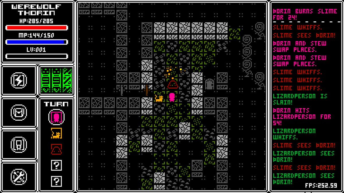 2015 vs 2017 Beta comes out soon! #gamedev #roguelike<br>http://pic.twitter.com/5z7emMhTAm