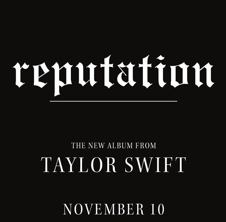 I'm as excited as all you Swifties.. ❤️ https://t.co/GGSoJqJa9Z